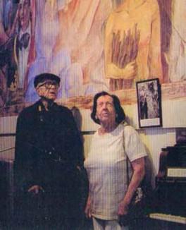 Milford and Pat Zornes, 2006